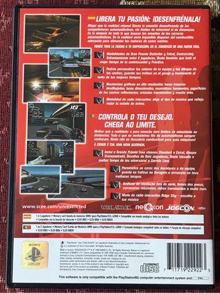 Ridge Racer V (PS2)