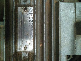 Extractor humos industrial