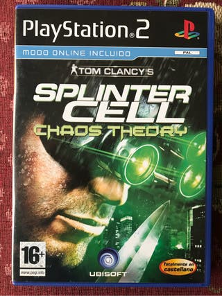 SplinterCell Chaos Theory(PS2)