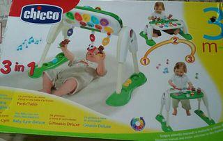 Gimnasio actividades bebé Chicco