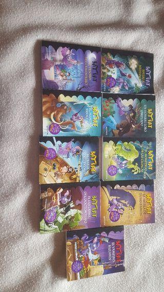 Coleccion de libros: BatPat