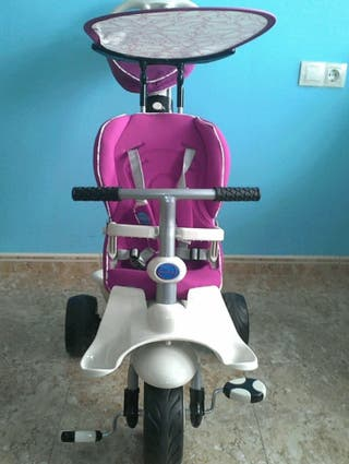 triciclo smartrike reclinable
