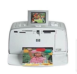 HP Mini Impresora de Fotos