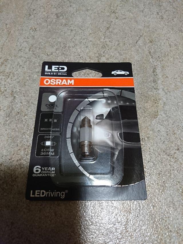 Bombilla LED C5W Osram