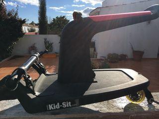 Patin carro niño transportin