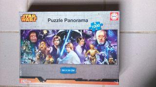 puzzle Star Wars 1000 peces