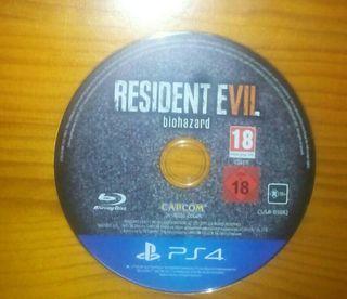 resident evil 7 (biohazard)
