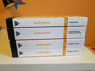 Libros auxilio judicial