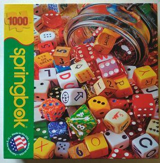 Puzzle 1000 piezas - Springbok