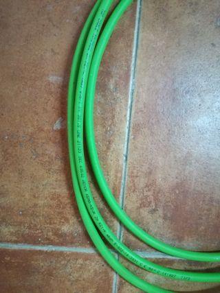 Cable libre de Halogenos
