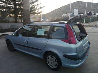 Peugeot 206 Break 2003