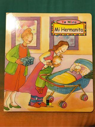 Libro Mi hermanita