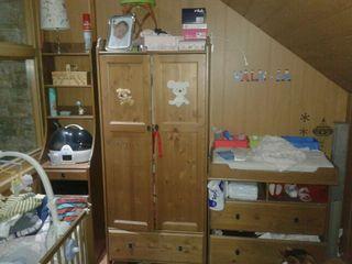 habitacion completa de bebe