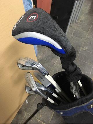 Paños de golf Junior