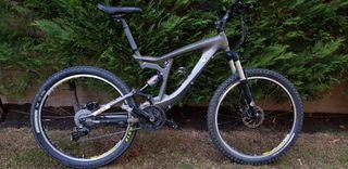 "Bicicleta mtb BMW 26"""