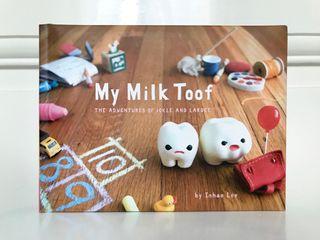 Livre anglais My Milk Toof