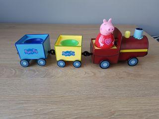 Tren Pepa Pig