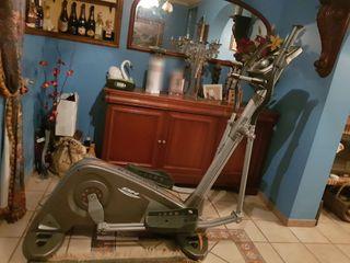 Máquina de ejercicio elíptica