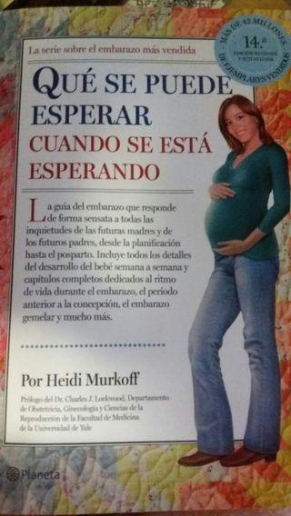 Best seller para embarazada, el libro ideal
