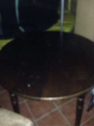 Mesa cocina comedor con sillas