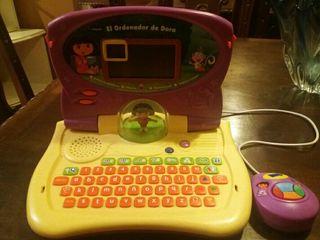 ordenador dora