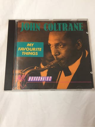 My favourite things Coltrane