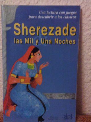 Sherezade , las mil y una noche