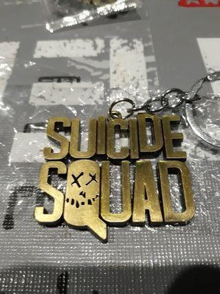 Llavero Suicide Squad