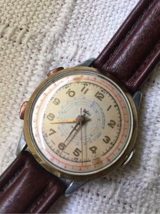 Reloj cronostop antiguo