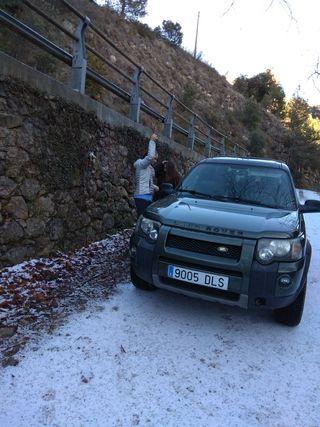 Land Rover Freelander 2005