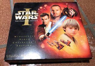 Star Wars VHS Colección
