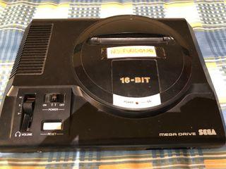 Consola Sega Mega Drive