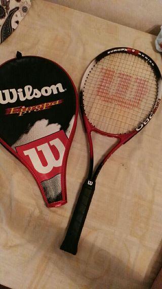 Raqueta wilson europa pro
