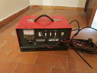 Cargador de bateria y arrancador segunda mano  España