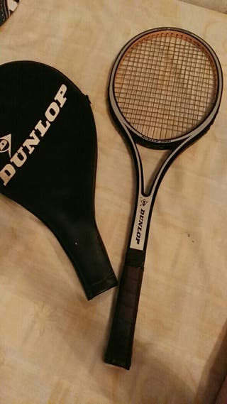 Raqueta dunlop 2001