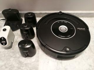 Roomba 581 prácticamente NUEVO