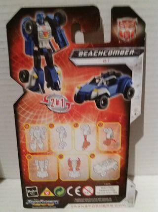 Transformers Universe. Beachcomber