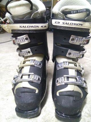 Botas esquí mujer SALOMÓN