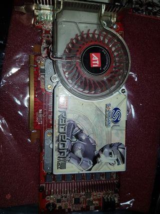 tarjeta grafica ATI Radeon x1900xt 512m