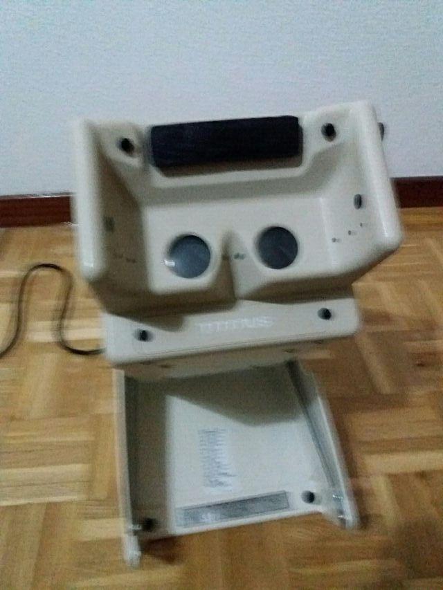 maquina de vision titmus 2a 1999