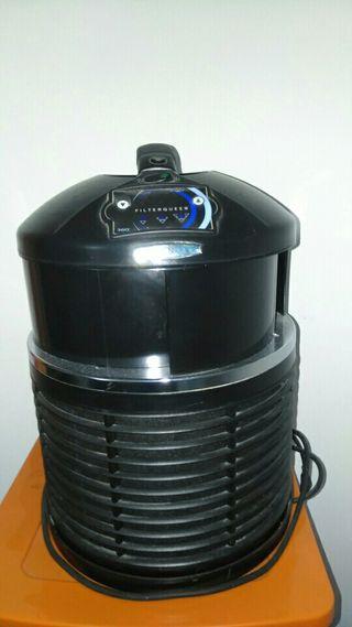 Purificador de aire con filtro de carbono defender