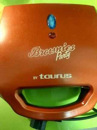Maquina de hacer brownies