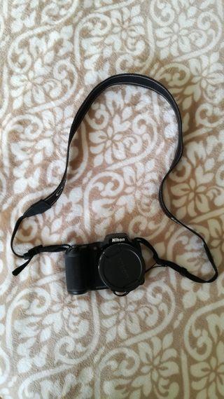 Cámara Fotográfica Nikon L340