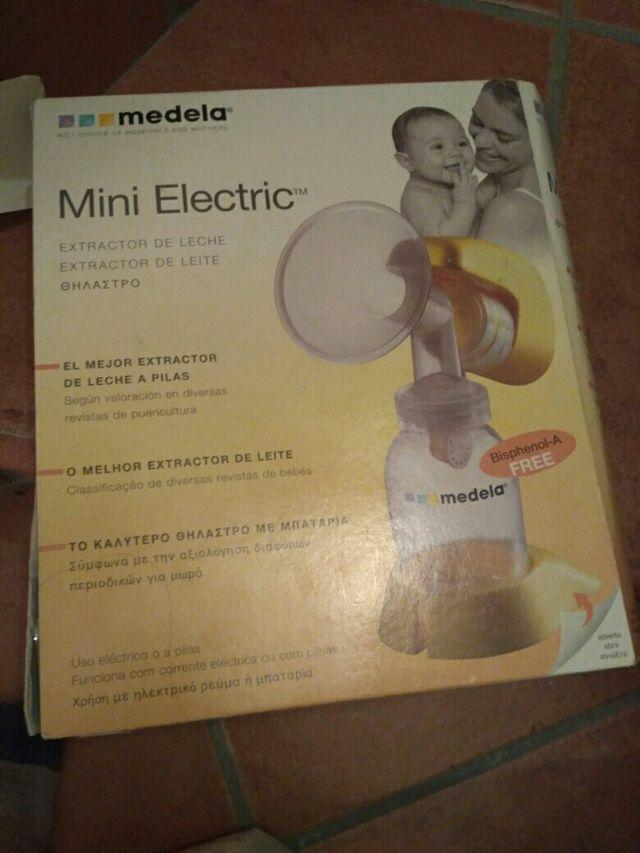saca leches eléctrico