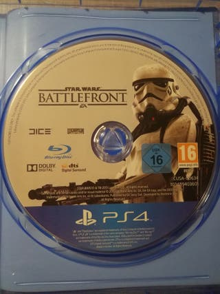Battlefront juego ps4