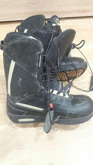 botas snowboart
