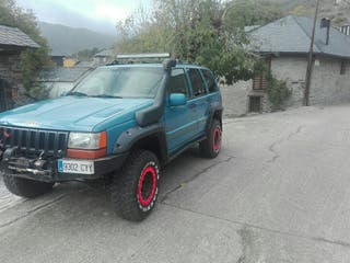Jeep Grand cherokee 4.0 manual