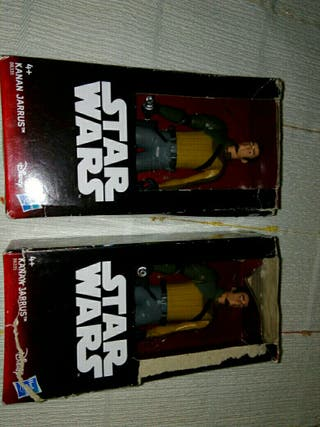muñecos star wars