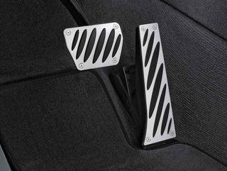 Pedales BMW aluminio ORIGINALES