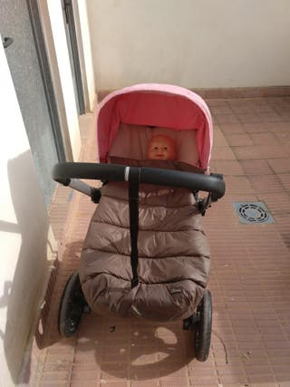 cochecito silleta bebe